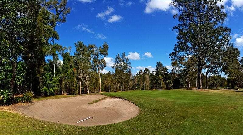 I seek golf gold coast